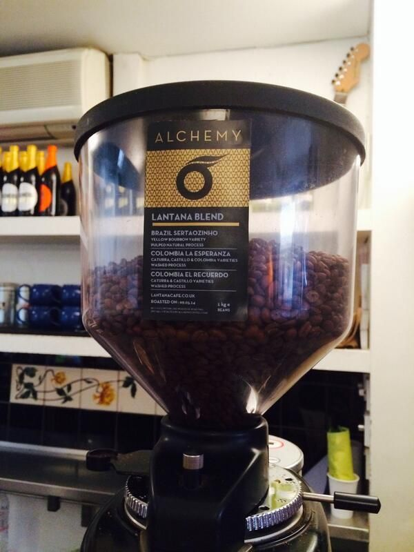 Here is our first piccie of our very own blend. Our own packaging will be finished soon!