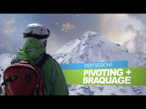STEEP SESSIONS - Pivoting + Braquage (Warren Smith Ski Academy) - YouTube