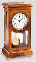 1276-46-01 Elegant Mantel Clock by Kieninger