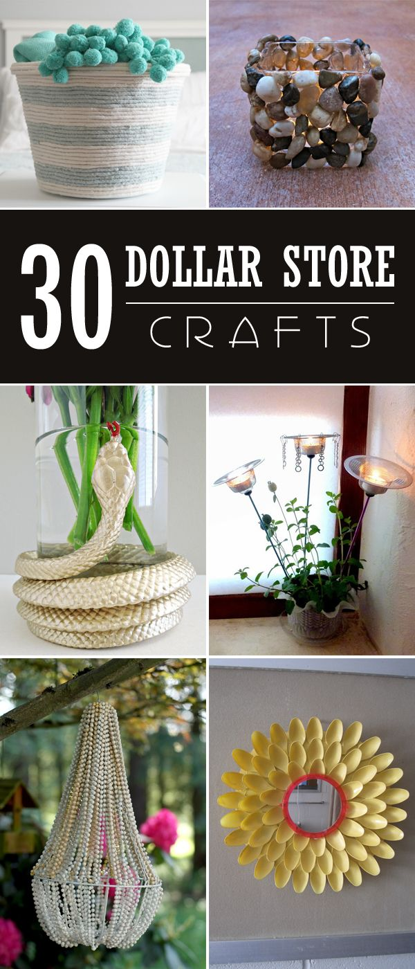 25 best ideas about dollar store crafts on pinterest