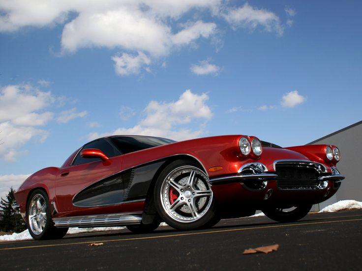 1962 Chevrolet CRC Corvette Z06 (C5) supercar muscle hot rod rods classic 2004 c-5     s