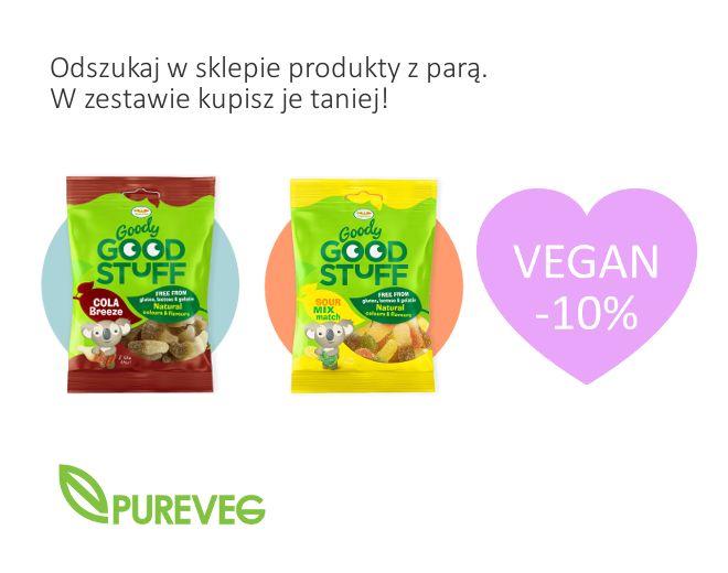 Na Walentynki, parami taniej na www.pureveg.pl #walentynki #paramitaniej #weganskie #sklepweganski #pureveg