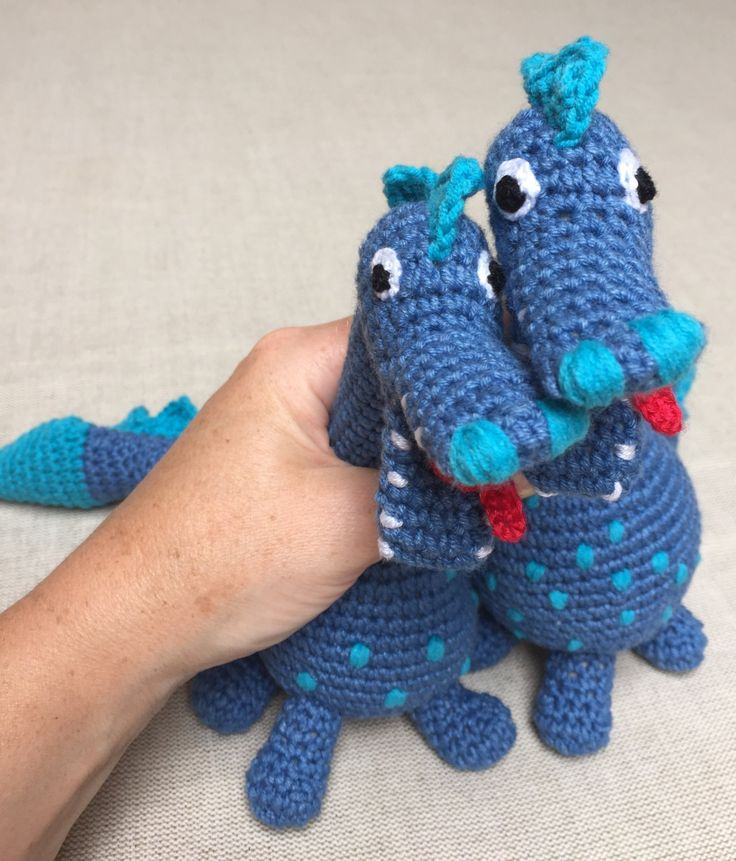 Dragon Dinosaur Amigurumi Crochet Toy Animal Baby Girl Boy Soft Customized Toys Handmade Gift Dino Blue - https://www.etsy.com/listing/248194927/dragon-dinosaur-amigurumi-crochet-toy?ref=shop_home_active_7