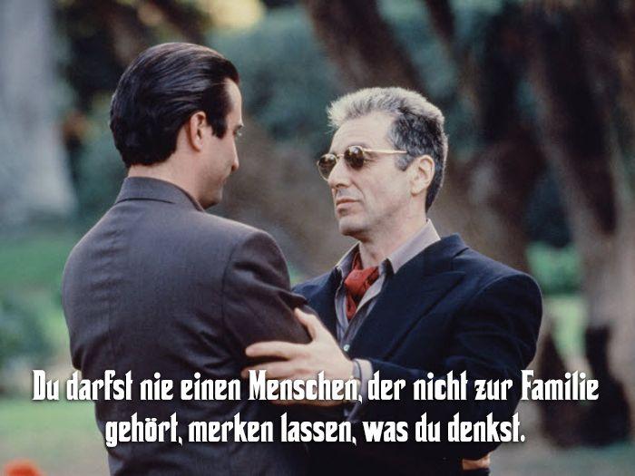 Der Pate Zitate: Die besten Sprüche der Corleone Familie
