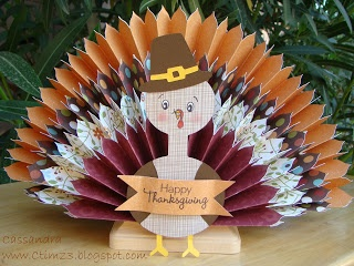Obsessed with Scrapbooking: Let's Talk Turkey!