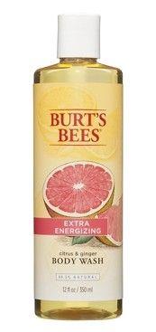 Bild på Burt's Bees Extra Energizing Citrus & Ginger Root Body Wash