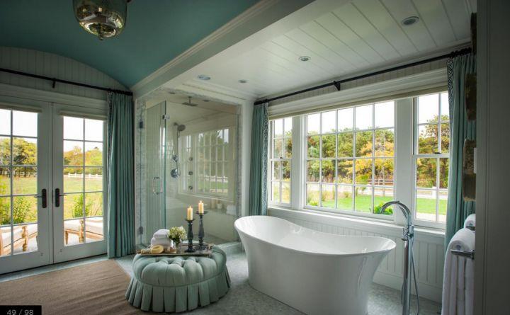 Hgtv 2015 dream home master bath small house bathroom for Dream house master bathroom