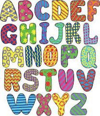 abcedarios de letras bonitas - Buscar con Google