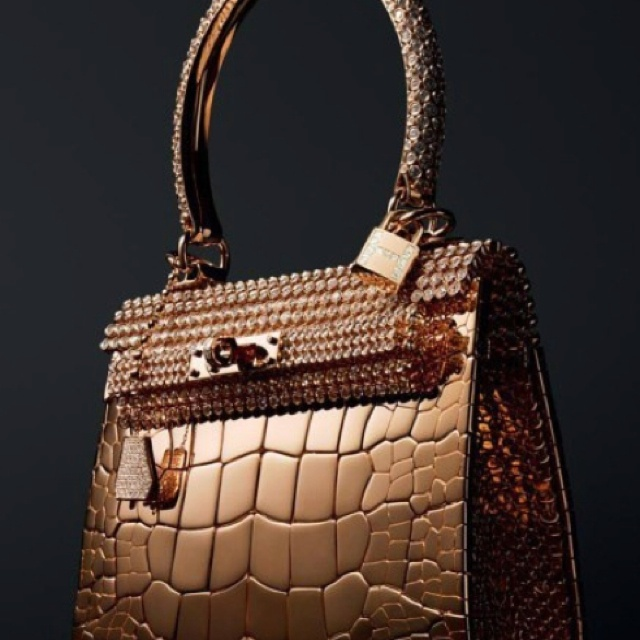 Probably the most expensive Hermes bag $$$$$$