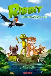 Ribbit (2014).  The tale of a frog with an identity crisis.