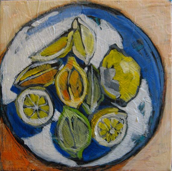 4 o'clock Fruit  - Kristina Davidson