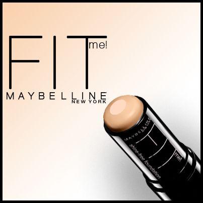 La primera base en barra de Maybelline New York que cubre y matifica al mismo tiempo.   Búscala en tu punto de venta más cercano ingresando acá http://umdapps.com/maybelline-geolocalizador/