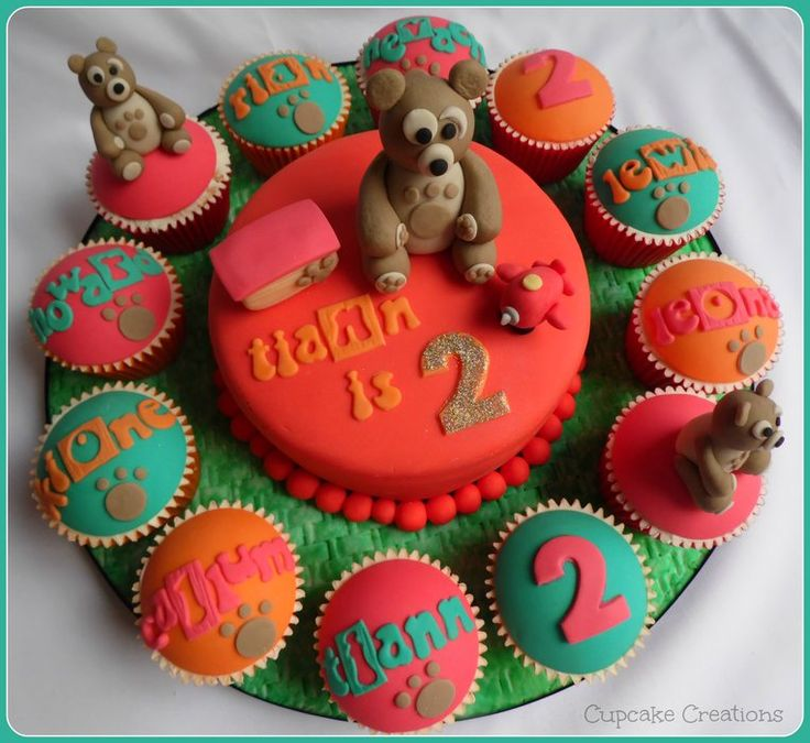 Cake Decorations Charlie Bear