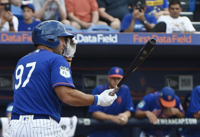 http://monday-morning-qb.blogspot.com/2017/03/tebow-collects-first-hit-of-spring.html >>>>>  TEBOW COLLECTS FIRST HIT OF SPRING <<<<< #MLB #SpringTraining #Mets #NYMets #NYM #TimTebow #TMMQB