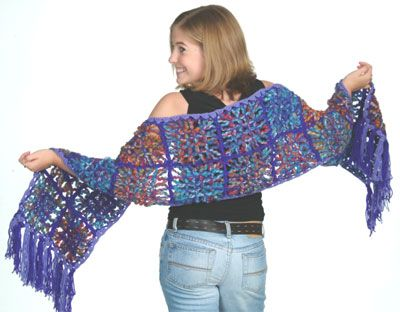 Easy Beginners Prayer Shawls | Prayer Shawl