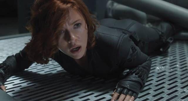 Avengers Vedova Nera Scarlett Johansson