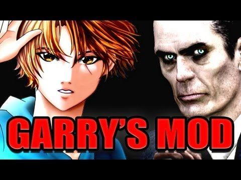 Gmod SCARY GMan Horror Map! (Garry's Mod) -