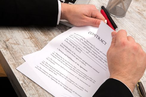 A termination of contract letter may also be called a notice of contract termination and a notice of cancellation of contract.