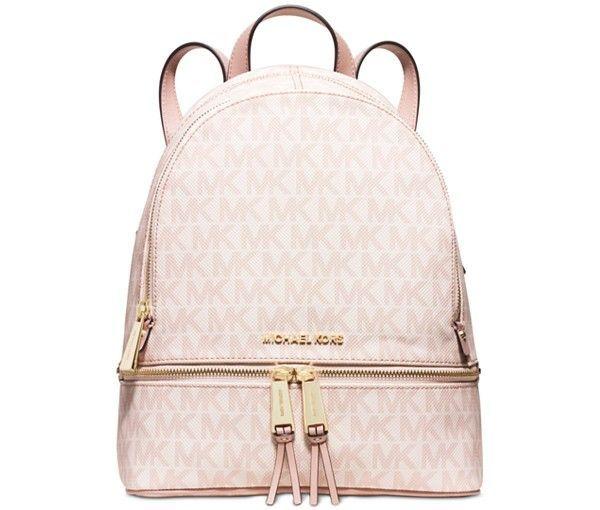 MICHAEL Michael Kors Rhea Small Backpack - Backpacks - Handbags & Accessories - Macy's