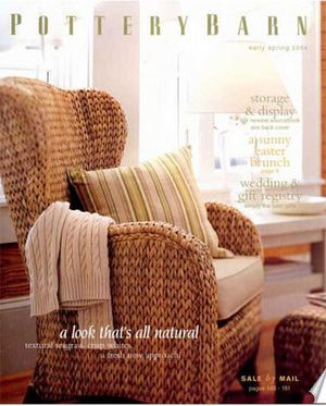 35 Home Decor Catalogs You Can Get for Free by Mail: Pottery Barn Home Decor Catalog
