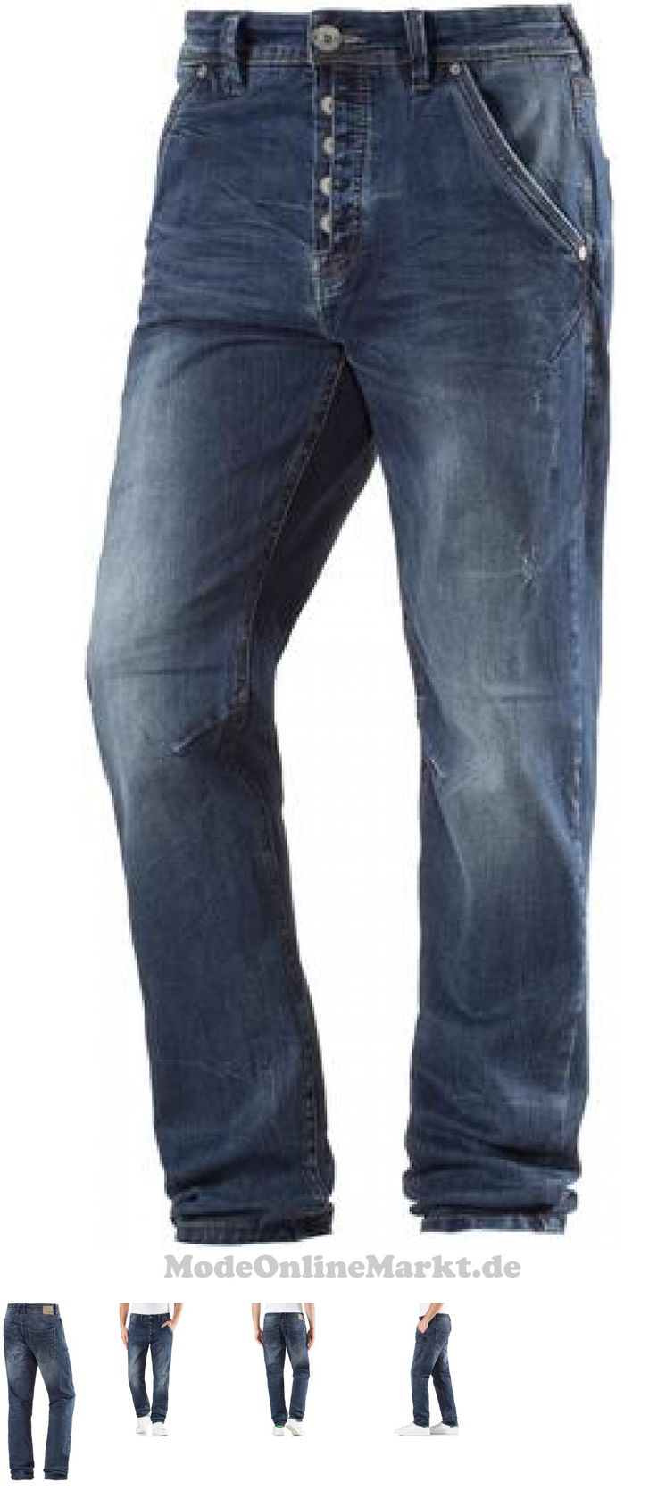 04059145069898 | #TIMEZONE #Herren #Dwayne #Anti #Fit #Jeans #blue #denim