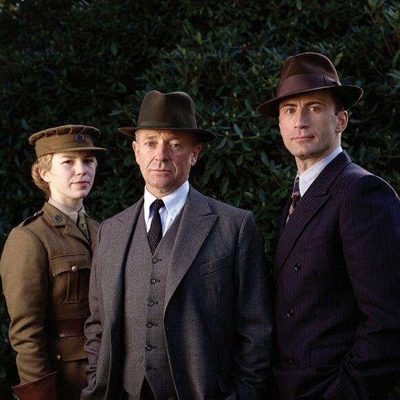 Michael Kitchen Imdb: 17 Best Images About Foyle's War On Pinterest
