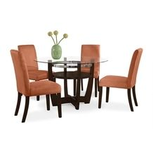 Alcove 5-Piece Dinette by Factory Outlet from Value City Furniture $399.95 (20% Off) -