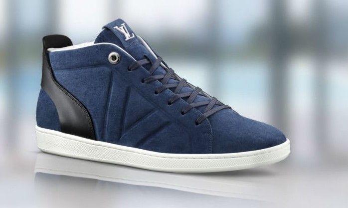 Louis Vuitton Spring Summer 2014 Men's Sneakers