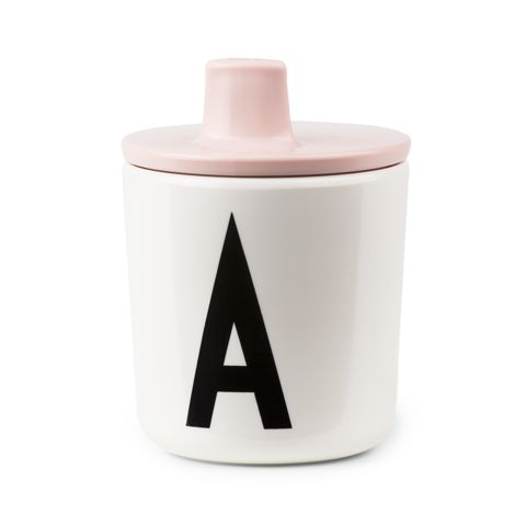 Design Letters Cup Lid (Pre Order)