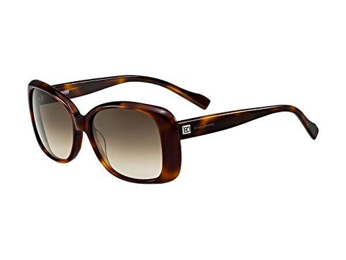 Eccoli qui i tuoi occhiali da sole perfetti, eccoli qui i tuoi Boss Orange Occhiali. Iper femminili, montatura Tartaruga e lenti Marrone sfumato in un...