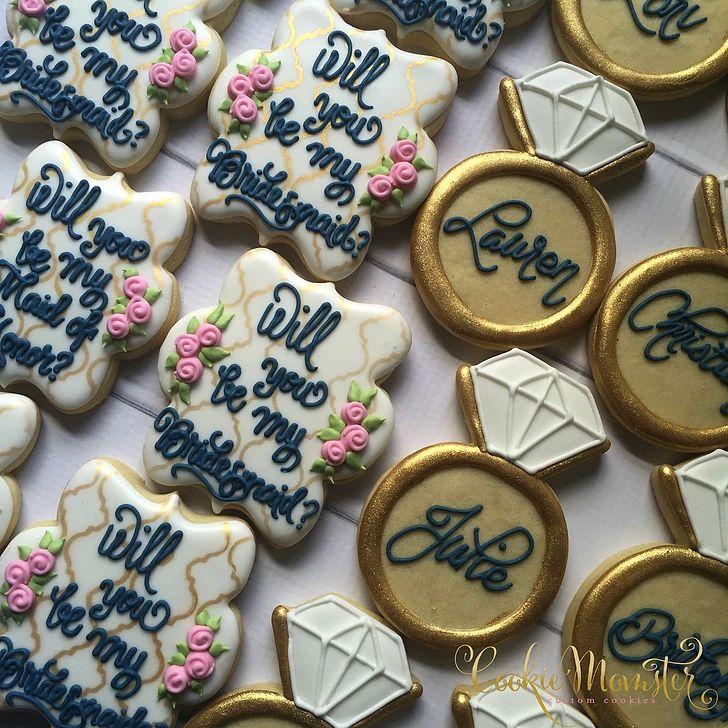 Cookie Momster by Hilary I Custom Cookies in Houston | COOKIE GALLERY