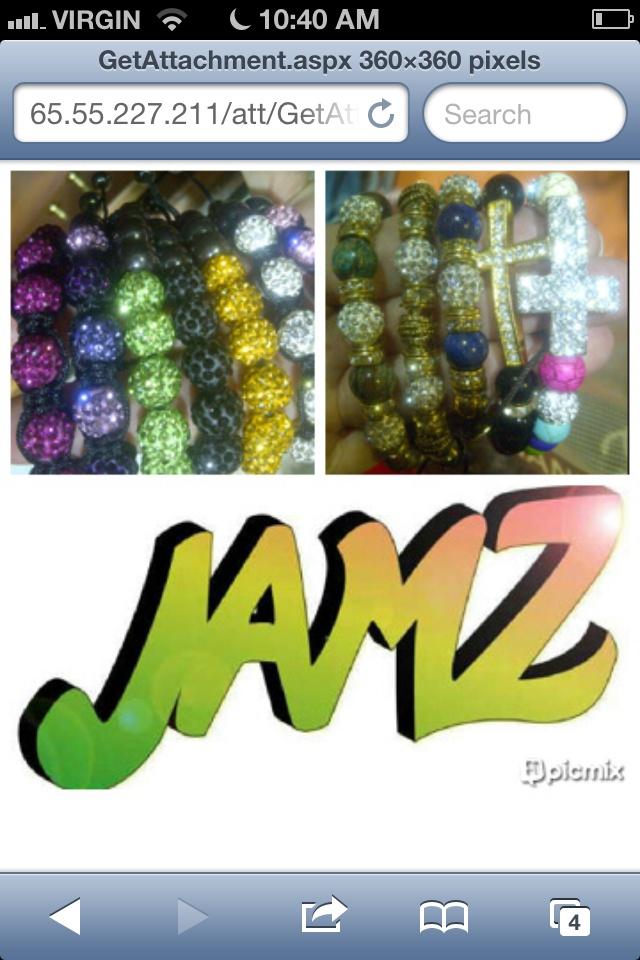 Jamz Acessories