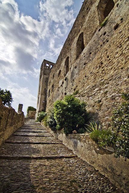 Castello Doria - Dolceacqua, Liguria, Italy