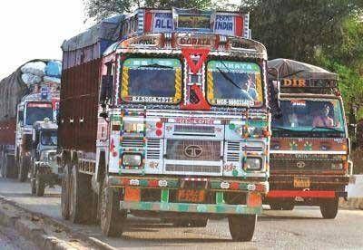 NEU DELHI: Die Probleme der Nutzfahrzeuge Operatoren in Delhi, 57 Transport-Verbände, die heute aus zu Unternehmen UFTA unter Transporter Körper AIM... #UnitedFrontTransportVerbände #union #UFTA #Transporter #alleIndienMotorTransportCongress
