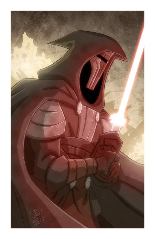 Hoping (at least) one of the new Disney movies covers Revan, and a bunch of them cover the Old Republic