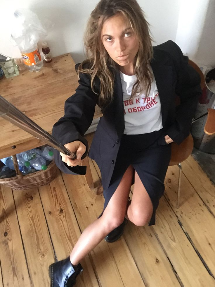 The Selfie Stick: Veneda Budny | SSENSE