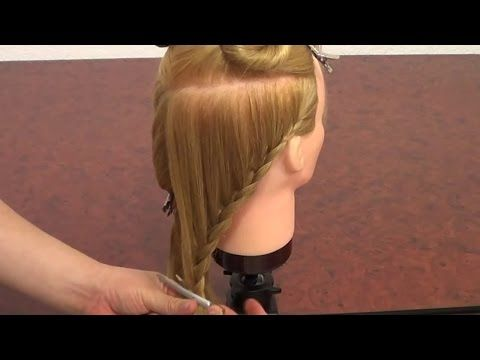 1094 best images about cabelos on pinterest hairstyle - Peinados faciles paso a paso ...