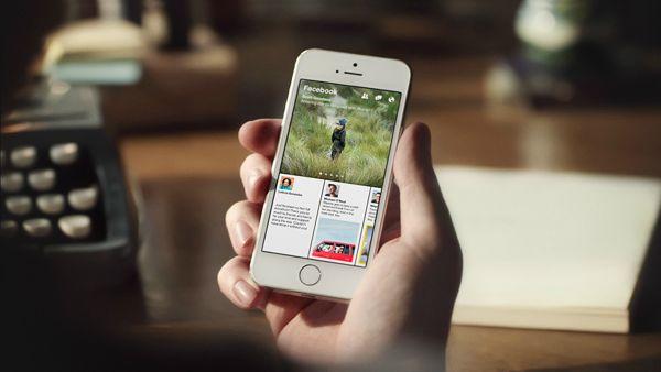 Ιδού το Facebook Paper, ο νέος τρόπος ενημέρωσης των iOS χρηστών - Οι χρήστες κινητών συσκευών μπορούν να ενημερώνονται για το Facebook και τα νέα των φίλων τους, είτε μέσω του m.facebook.com, είτε μέσω των εφαρμογών του Κοινωνικού Δικτύου για κάθε λειτουργικό. Από τις 3 Φεβρουαρίου κ