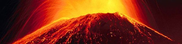 Fin del mundo: Volcan
