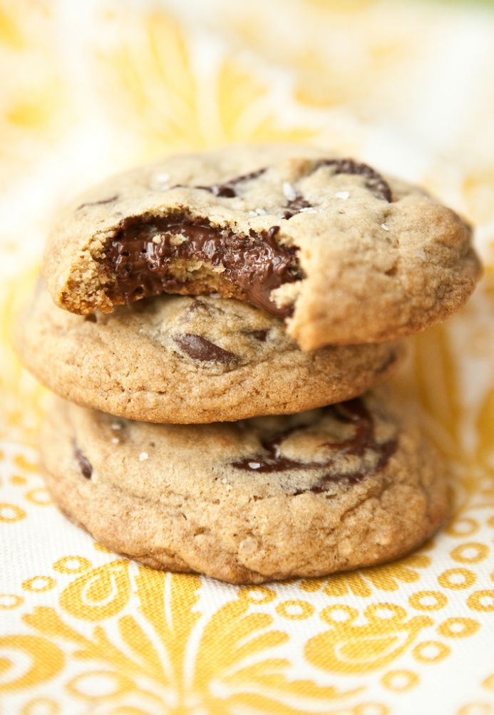 Ashley Rodriguez's famous choc chip cookies | The sweet ...