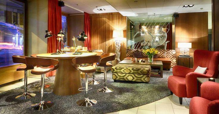 Hotel Review: Klaus K Design Hotel, Helsinki Blog PostTo Sleep | Finland