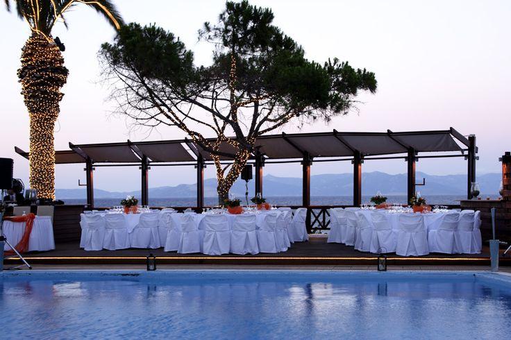 Wedding Reception Mati Hotel - Δεξιωση γαμου στην Αθηνα, Αττικη. Mati Hotel Weddings.