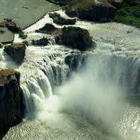 "If you think Niagara Falls is breathtaking, wait until you experience Idaho's Shoshone Falls, the ""Niagara of the West."""