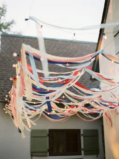 Getting Together :: Memorial Day Decor for an All-American Party