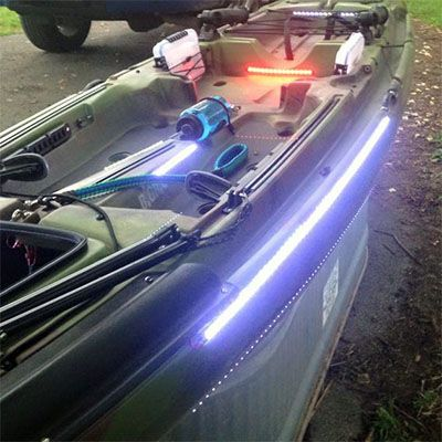 Blue Water LED is your source for rugged LED lights for boats, trucks, cars, off-road vehicles, pontoon boats, houseboats, ATVs and more.