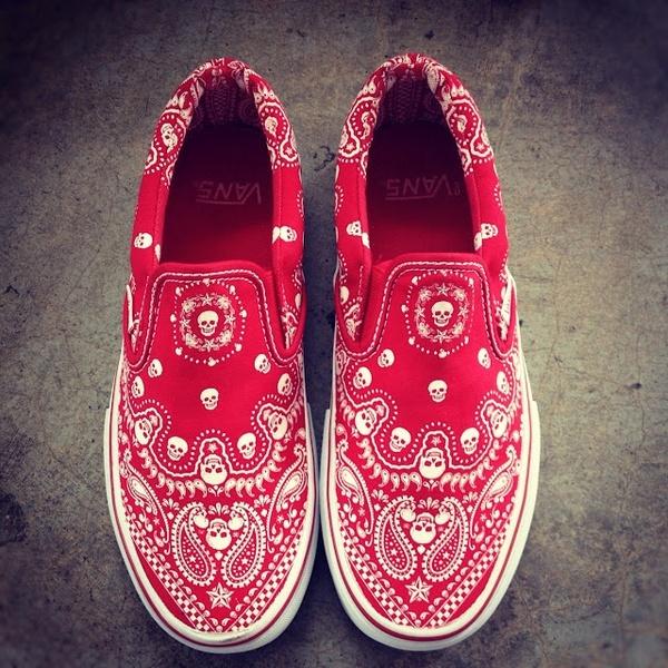 badass vans shoes