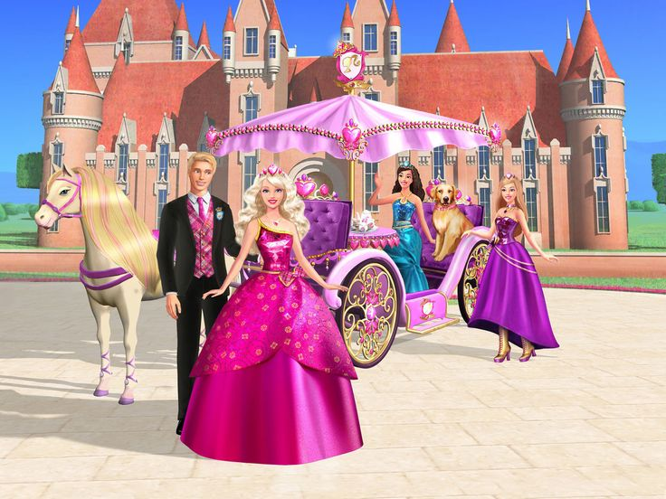 Princess Charm School Stills - Barbie Movies Wallpaper (36917911) - Fanpop