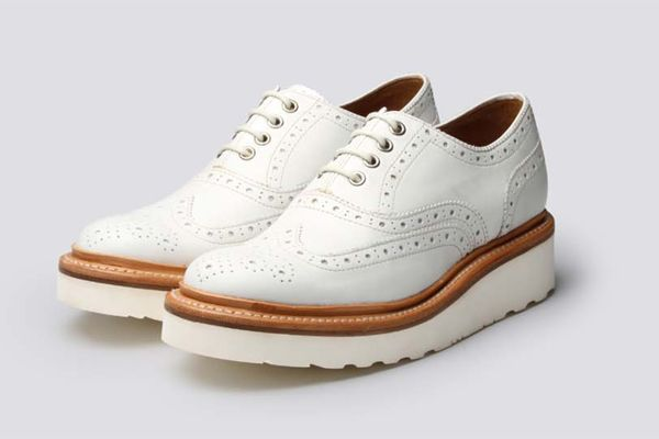 Someone Finally Made Men's Shoes For Women #refinery29  Grenson
