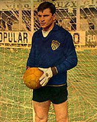 Ladislao Mazurkiewicz RIP a great goalie from Uruguay! #futbol #Futebol #soccer #uruguay #Mazurkiewicz