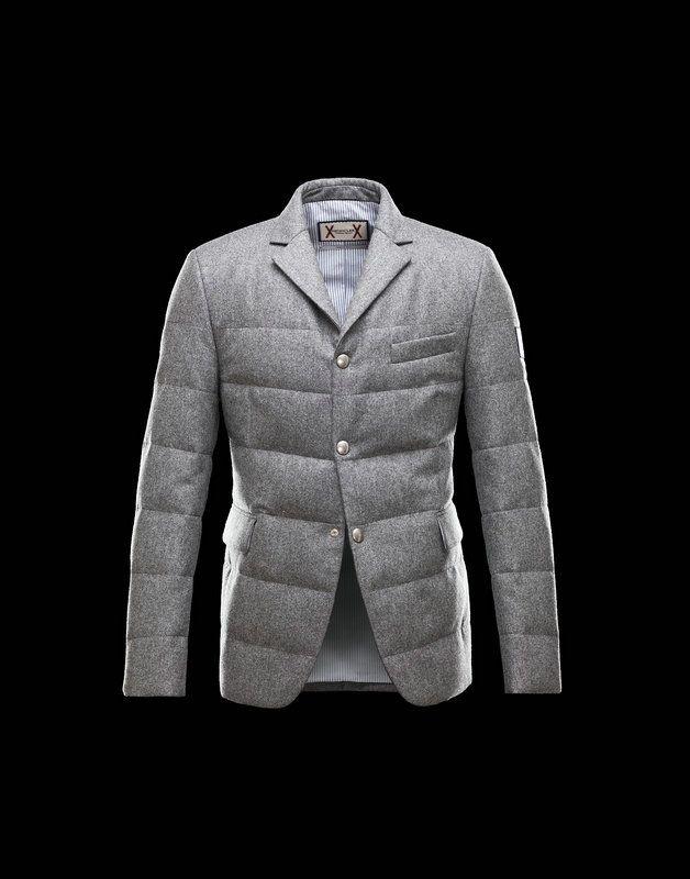 Overcoat Men - Outerwear Men on Moncler Online Store www.pn warm winter, we  need warm coat ,so mordern down coat, my best loved moncler.